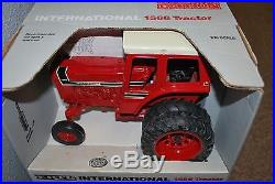 1/16 IH International Harvester 1566 tractor with duals & cab by Ertl new in box