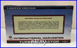 1/16 IH International Harvester HT-340 Turbine Tractor New in Box by SpecCast