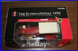 1/16 I. H. 1456 Tractor Precision Key Series #8 New In Unopened Box