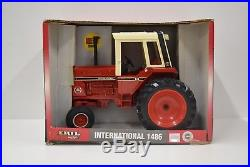 1/16 International Harvester 1486 Red Power Tractor with Duals New in Box by Ertl