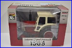 1/16 International Harvester 1566 Tractor with FWDA Museum Ed, New in Box by Ertl