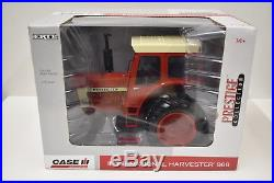 1/16 International Harvester IH 966 Tractor with cab & duals New in Box by Ertl