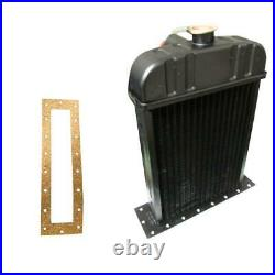 351878R92 Radiator for International Fits Case Fits Cub Lo boy With Cap & Gasket