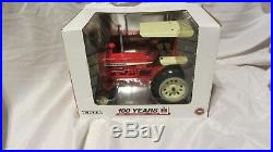 4 Piece International Harvester Centennial Toy Tractor Collection 1902-2002,1/16