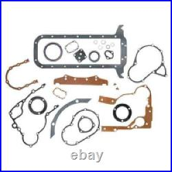 A40713 Lower Gasket Set Fits Case Tractor 311B 320B 330 350 430 431 470 480 530