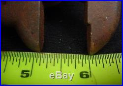 Antique Farm Wagon Tractor Implement Wrench IH International Harvester UA 51