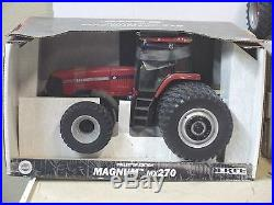Case Ih Magnum Mx270 Tractor, Collector Edition, Triples, 1/16, Die-cast