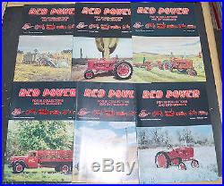 Complete Year 6 Issues 1998 RED POWER Tractor International Harvester Magazine