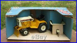 Cub Cadet 129 Lawn & Garden Tractor with blade and cart