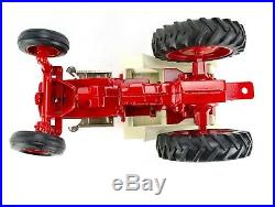 Ertl International 1468 Tractor with Duals & Red Cab Box, Vintage 1993 Toy 116