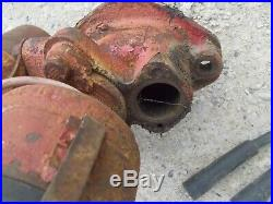 Farmall 340 rowcrop tractor IH engine motor distributor drive assembly