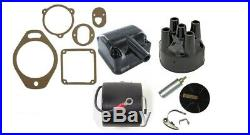 H4 Magneto Rebuild Tune up Kit with Coil IH Farmall Tractors with H4 Mag