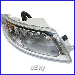 Halogen Headlight For 2003-2016 International 4300 Right with Bulb