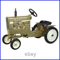 IH International 1456 Wide-Front Pedal Tractor GOLD 50th Anniversary Edition