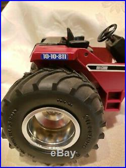 International 1586 Super Stock Pulling Tractor 116 Scale. Excellent Condition