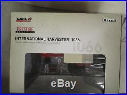 International Harvester 1066 Toy Tractor Prestige Collection 1/16 Scale NIB