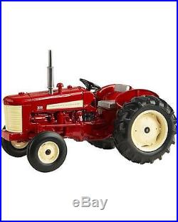 International Harvester 116 330 Utility Tractor Red One Size