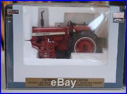 International Harvester 116 Scale Farmall 544 Gas Narrow Front Tractor