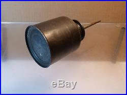 International Harvester Company Antique Tractor Hit and Miss Oil Can (Embossed)
