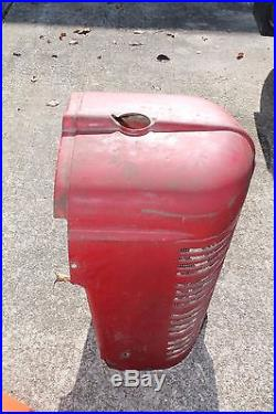 International Harvester Front End Tractor Grill Older Tractor Parts