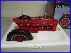 International Harvester M Toy Tractor Precision Series #7 1/16 Scale, NIB