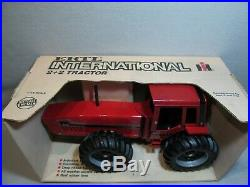 International IH 6388 2+2 Tractor 1/16 Scale Ertl #464 with Box