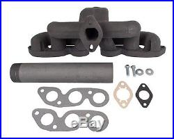 Manifold with gaskets International Harvester H O4 OS4 W4 tractor