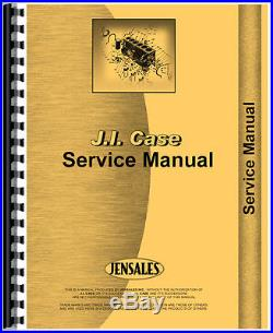 New Service Manual Made for Case-IH International Harvester Tractor Model 9150