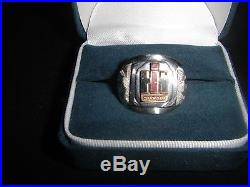 Rare Vintage Ih International Harvester Tractor Company 25 Year Service Ring