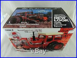 Rc2 1976 International Harvester 1066 Toy Tractor Times 1/16 Replica #16156a