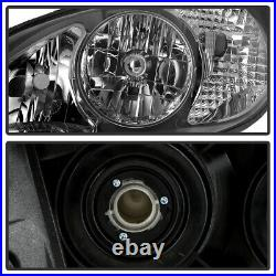 REPLACEMENTFactory Style Halogen Headlight Lamp Pair Set For 2008-2016 ProStar
