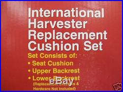 Seat Cushions For International Harvester 706,806,856,1066,1456 373903r92-3 #cy