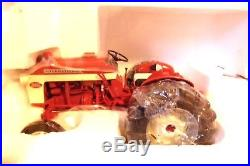 SpecCast International Harvester IH 340 Gas Tractor with 211 Bottom Plow 1/16 New