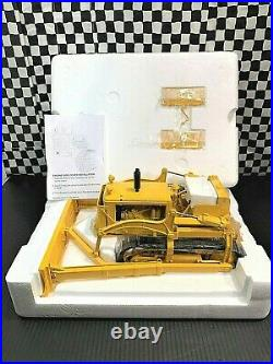 SpecCast International Harvester TD-14 Crawler Tractor Yellow 116 Boxed